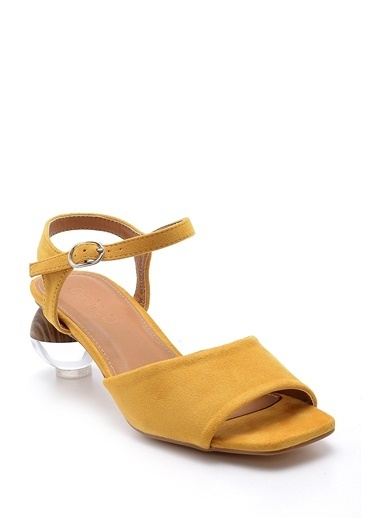 Derimod Sandalet Sarı